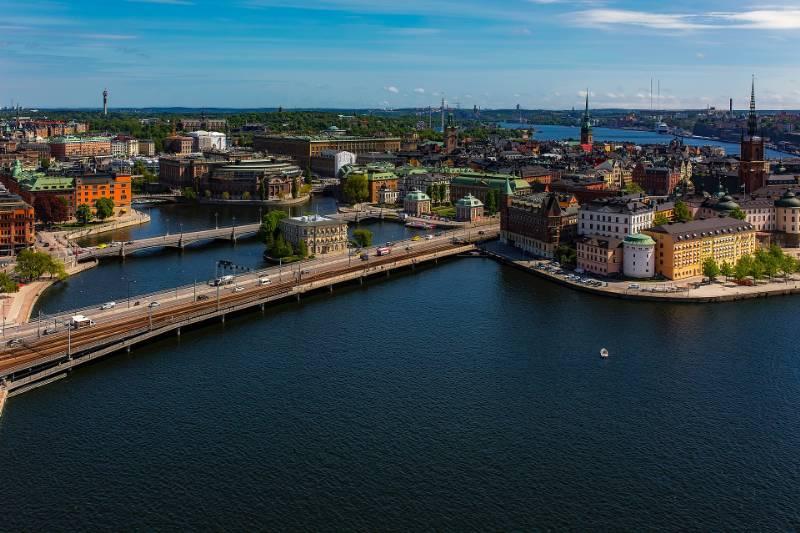 Stoccolma Un Clima sorprendente