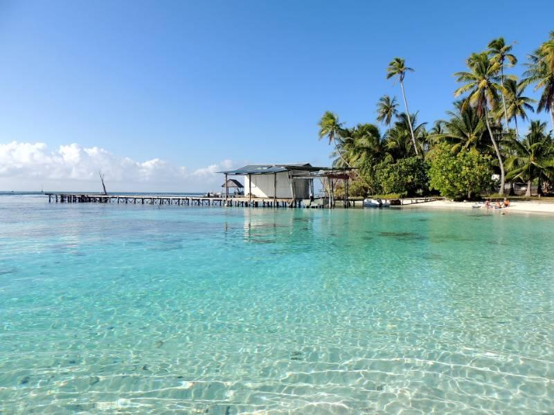 Diario di un viaggio in Polinesia La Luna di miele per eccellenza